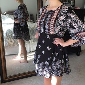 2/$22 Boutique Boho Dress